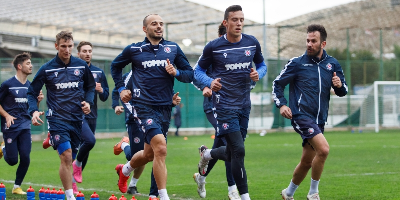 UŽIVO: Hajduk - Croatia Zmijavci