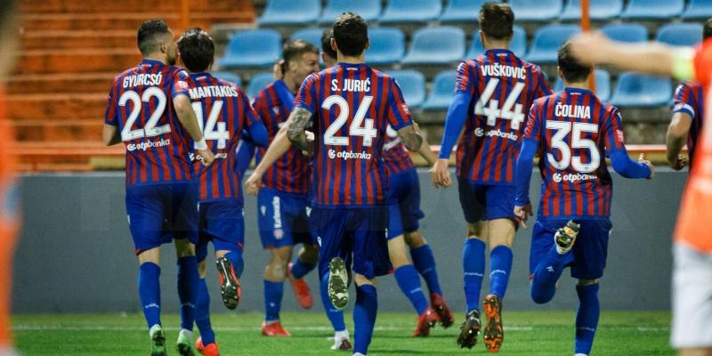 Hajduk danas od 17.05 sati igra protiv Dinama na Maksimiru!