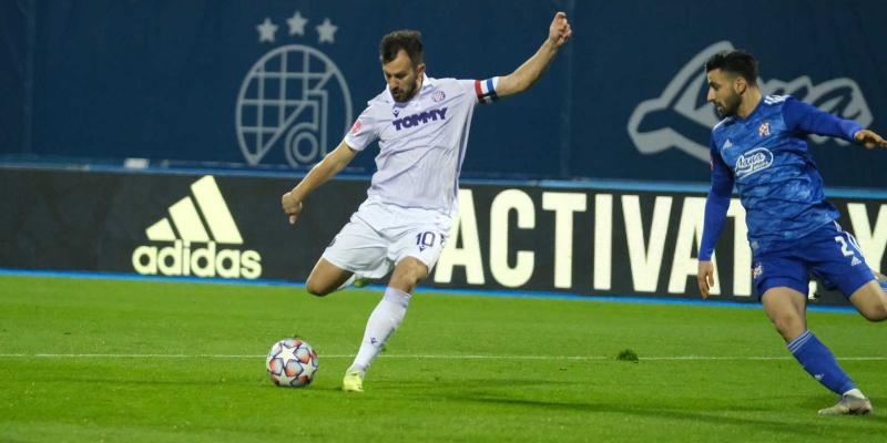 Zagreb: Dinamo (Z) - Hajduk 3:1