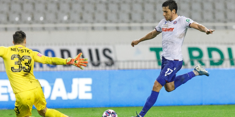 Hajduk u srijedu igra protiv Rijeke na Rujevici