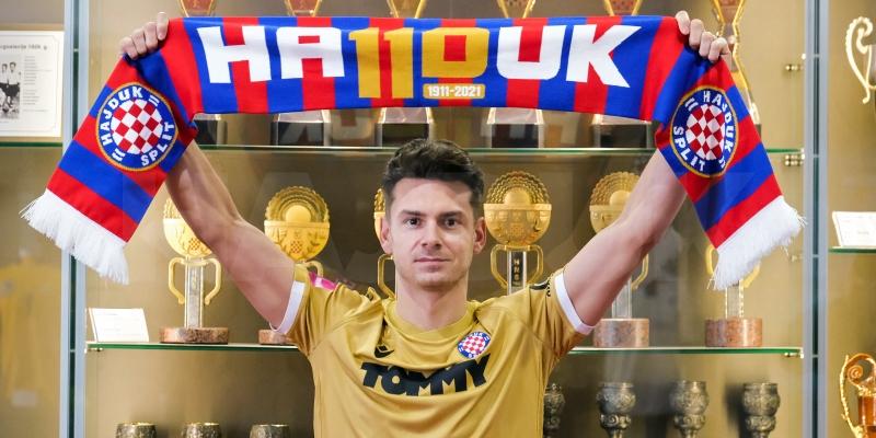 Alexander Kačaniklić is a new player
