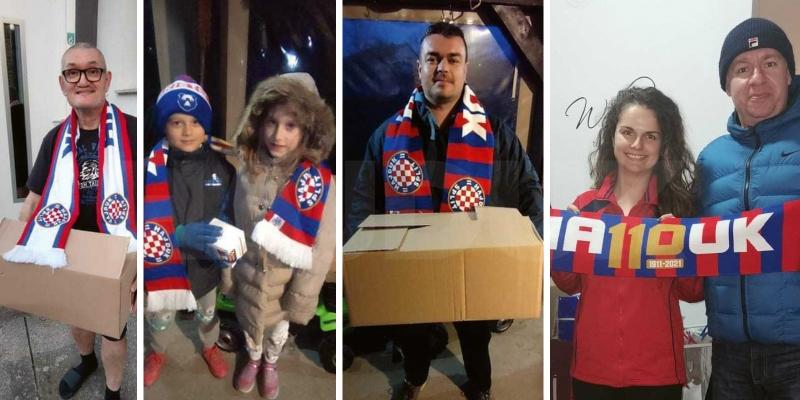 110 poklona za 110 godina: Bilo srce poklonima iznenadilo 110 obitelji s područja pogođenih potresom