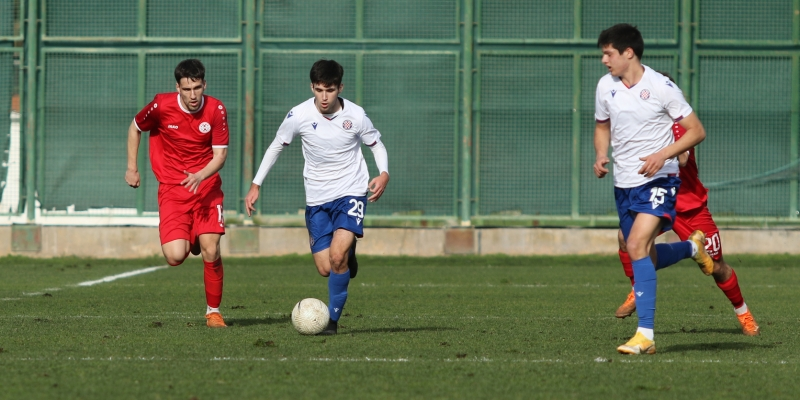 Hajduk II u gostima pobijedio drugu momčad Dinama