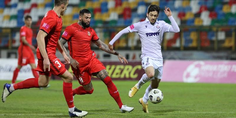 Velika Gorica: Gorica - Hajduk 3-0