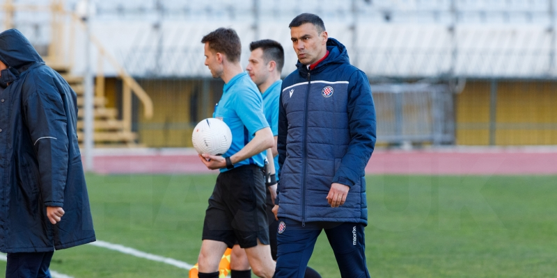 U nedjelju na Poljudu igraju Hajduk II - Solin
