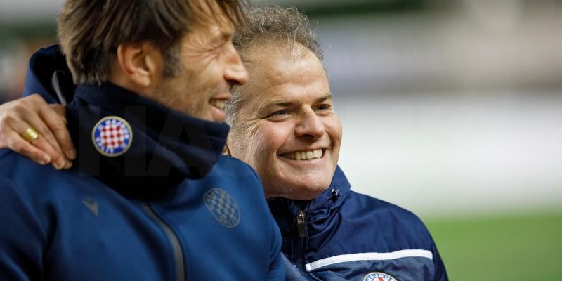 Pomoćni trener Malfatti nakon pobjede protiv Šibenika