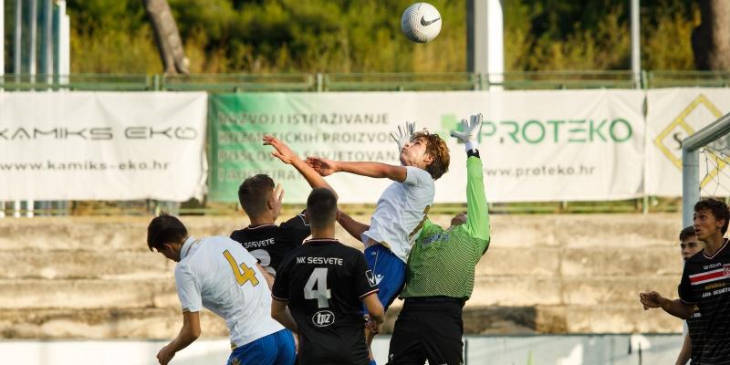 Kadeti dočekuju Dalmatinac (C) u polufinalu Županijskog kupa