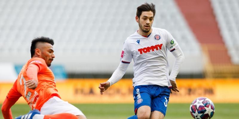 Vušković i Čolina nastupili u pobjedi U-21 reprezentacije nad Švicarskom