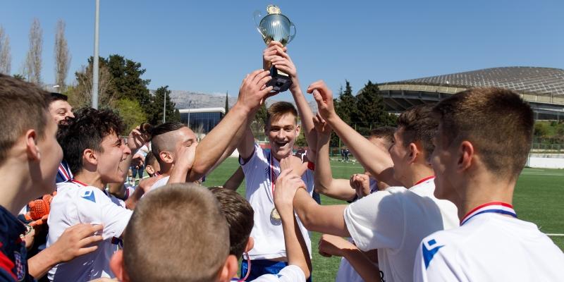 Pioniri, kadeti i juniori osvojili Kup Nogometnog središta Split