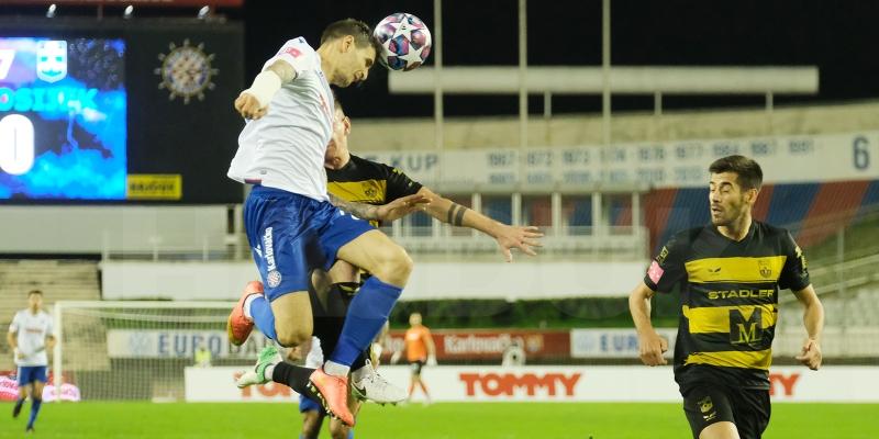 Hajduk u petak igra protiv Osijeka na Poljudu