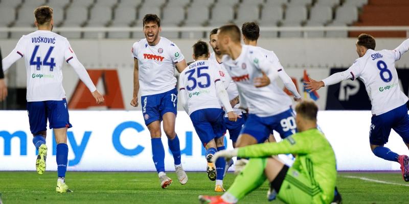 Hajduk danas od 20.30 sati igra protiv Osijeka na Poljudu!