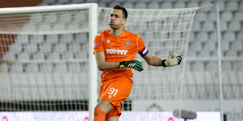 Lovre Kalinić nakon utakmice Hajduk - Osijek