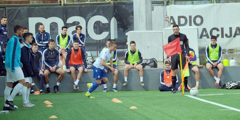 Pogledajte livestream Kup utakmice juniora Hajduka i Dugopolja ove srijede