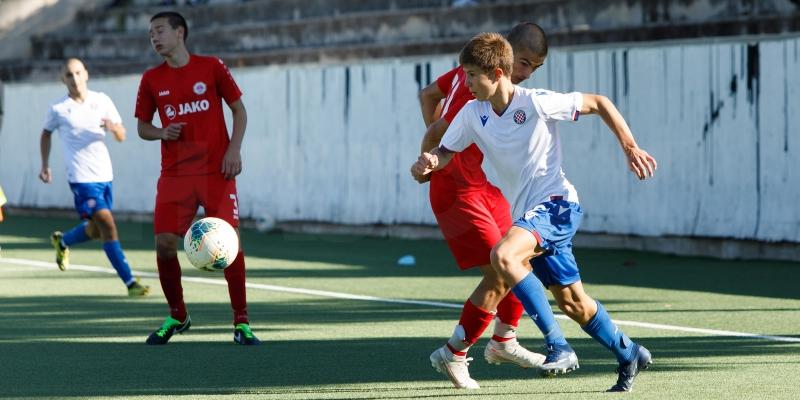 U srijedu na rasporedu tri utakmice Hajduka i Adriatica