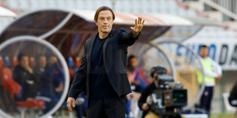 Trener Tramezzani nakon remija u derbiju s Dinamom