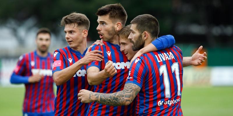 Šibenik: Šibenik - Hajduk 0:2