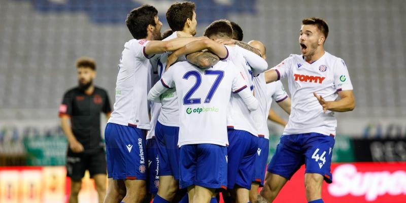 Posljednja utakmica sezone: Hajduk u subotu igra protiv Lokomotive na Poljudu