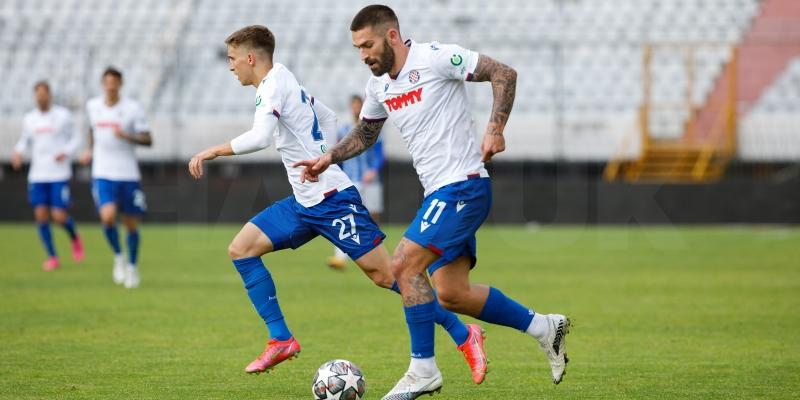 Split: Hajduk - Lokomotiva 2:0