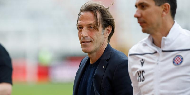Trener Paolo Tramezzani nakon pobjede protiv Lokomotive u posljednjoj utakmici sezone