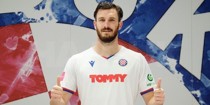 Josip Elez returned to Hajduk