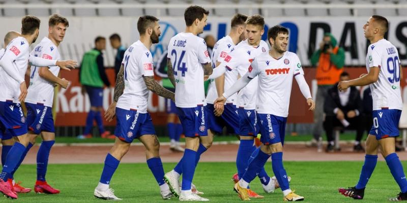 Ždrijeb HT Prve lige: Hajduk sezonu otvara utakmicom protiv Lokomotive u Zagrebu