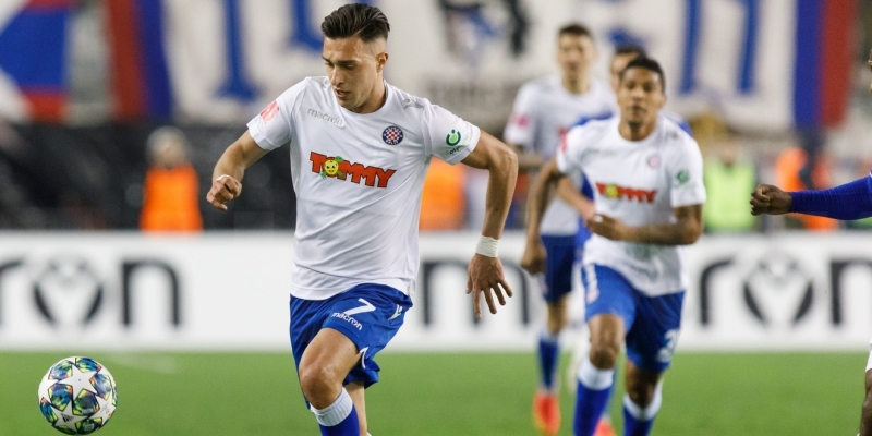 Leon Kreković no longer a Hajduk player