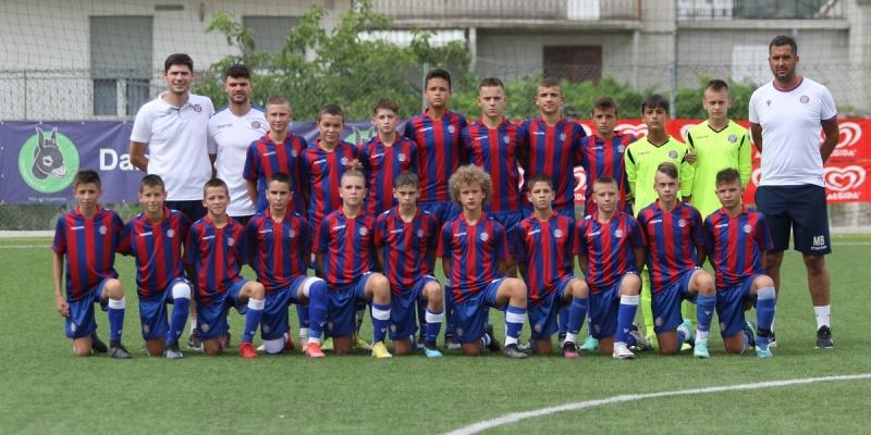 Sedam selekcija Akademije HNK Hajduk Luka Kaliterna na Dalmatinko Cupu 21