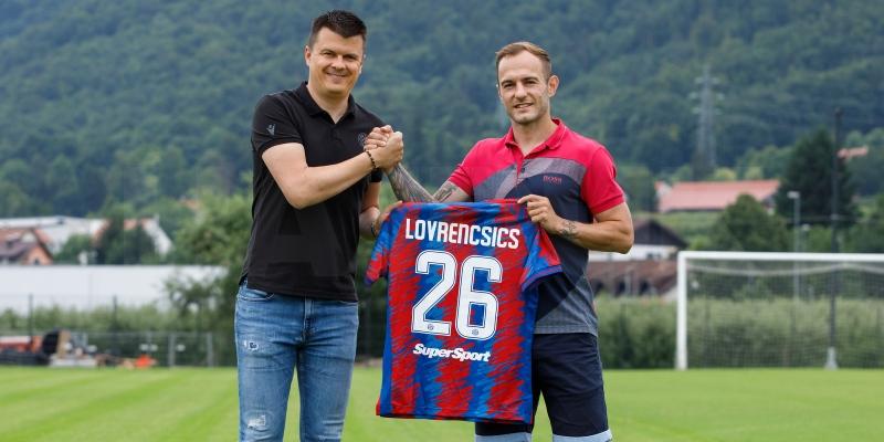 Gergő Lovrencsics novi je igrač Hajduka!