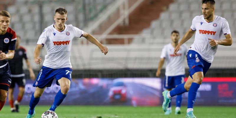 Hajduk u četvrtak igra protiv Tobola na Poljudu