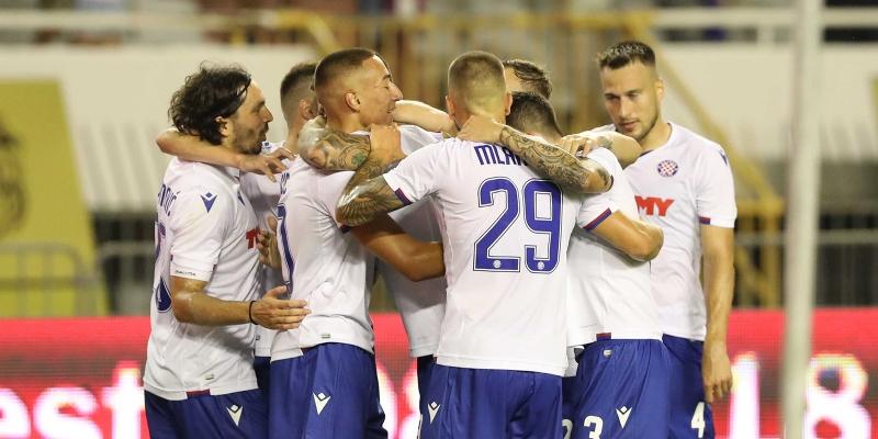 Split: Hajduk - Tobol 2-0