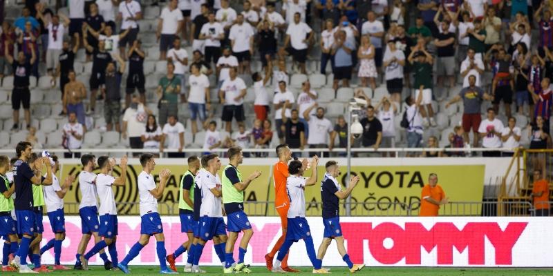 Informacije vezane za testiranja za utakmicu Hajduk - Osijek