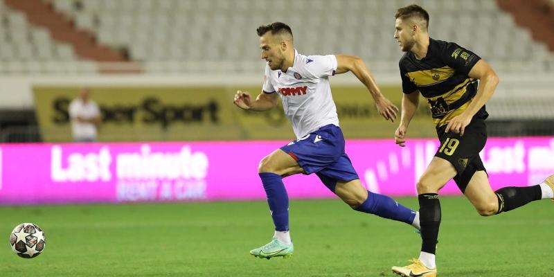 Split: Hajduk - Osijek 1-2