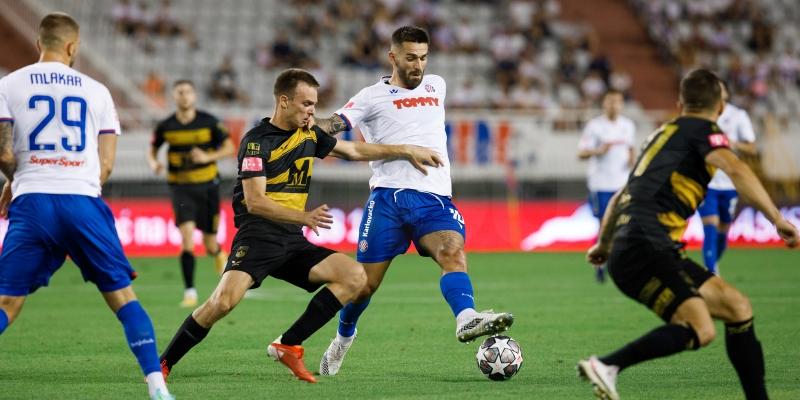 Split: Hajduk - Osijek 1:2