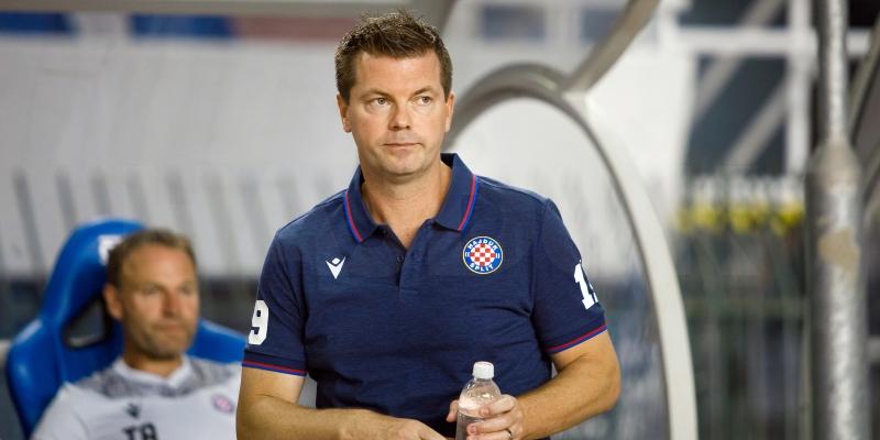 Trener Jens Gustafsson nakon poraza od Osijeka