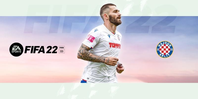Hajduk i službeno u FIFA-i 22!