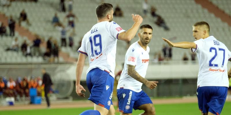 Hajduk danas igra protiv Istre 1961 u Puli!