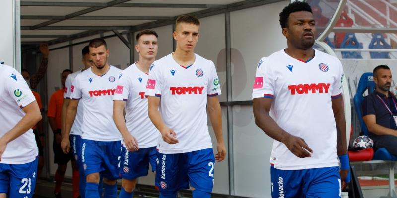Utakmica 1/16 Hrvatskog kupa: Hajduk u utorak gostuje kod HNK Primorac Biograd na Moru