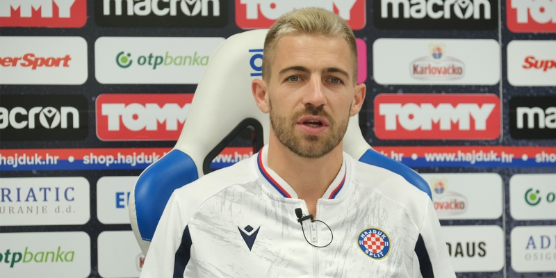 Dario Melnjak: Idemo zajedno stvarati dobru energiju, koheziju i bolji Hajduk!