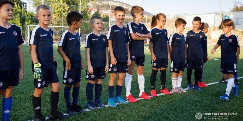Selekcija mlađih kategorija u Dubrovniku, na Poljudu edukacijski seminar za klubove partnere